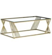 TABLE DE SALON EMPORIO GOLD